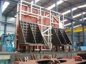 Talleres Allur. Mecanizado embotelladora 05