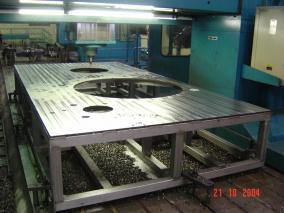 Talleres Allur. Mecanizado embotelladora 09