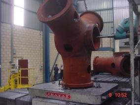 Talleres Allur. Mecanizado eólico 02