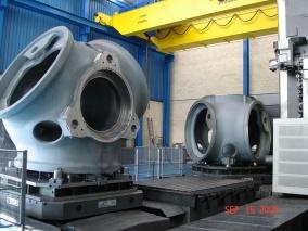 Talleres Allur. Mecanizado eólico 03