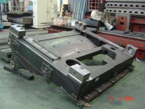 Hidromecánico. Mecanizados de grandes dimensiones ALLUR 09