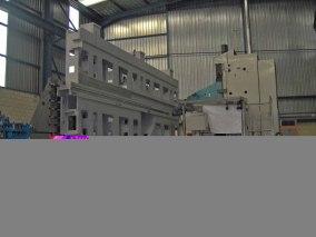 Máquina especial. Mecanizados de grandes dimensiones ALLUR 09