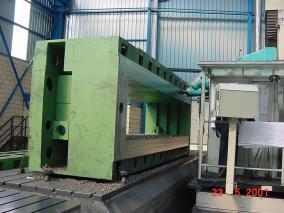 Máquina-herramienta. Mecanizados de grandes dimensiones ALLUR 03