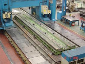 Máquina-herramienta. Mecanizados de grandes dimensiones ALLUR 04