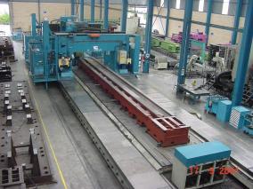 Máquina-herramienta. Mecanizados de grandes dimensiones ALLUR 07